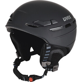 UVEX P.8000 Tour Hjelm, sort